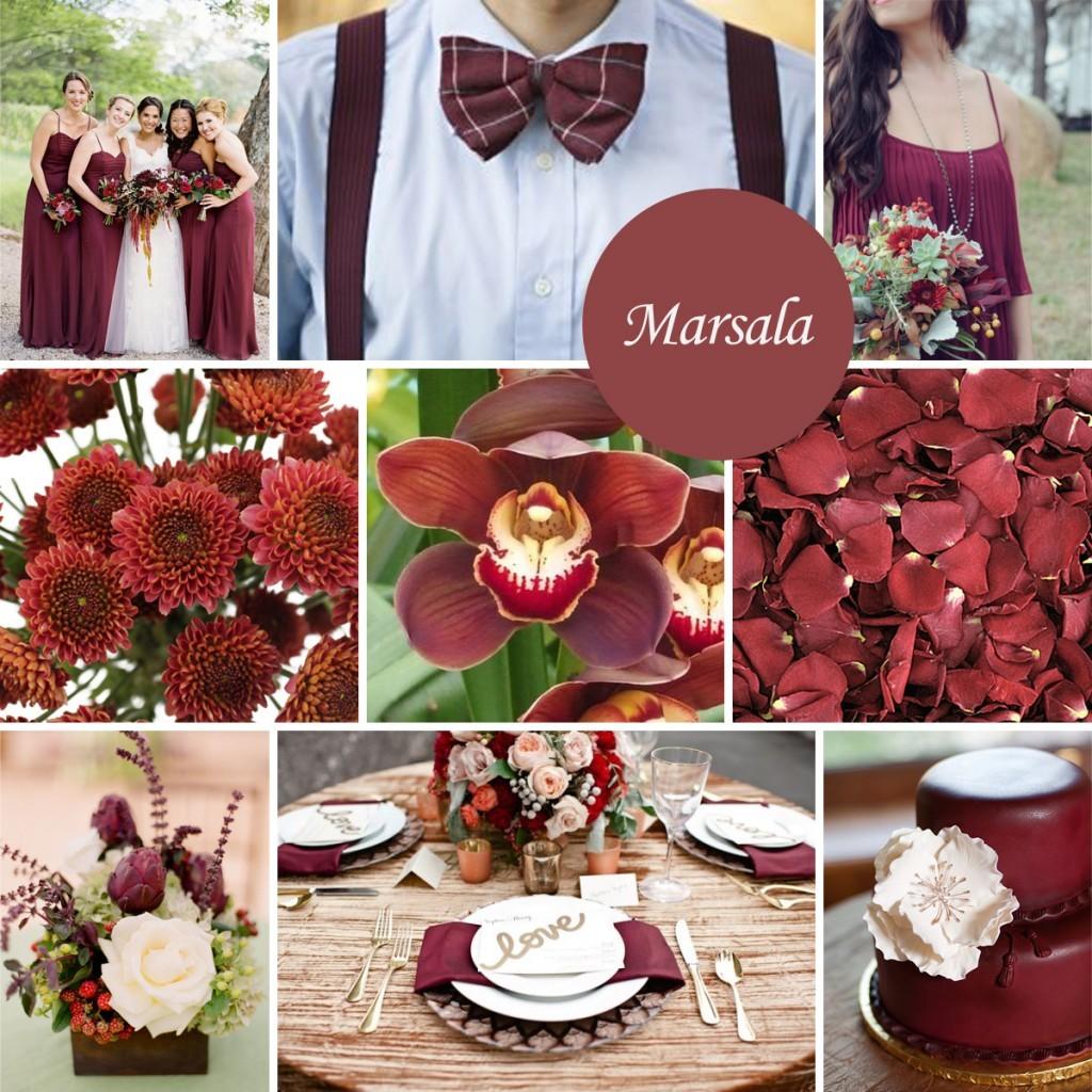 Matrimonio In Wedding : Matrimonio color marsala sirmione wedding