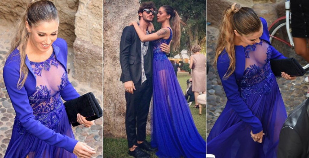 e94b85cb49d4 La perfetta invitata al matrimonio - Sirmione Wedding