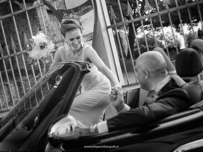 immagine di sposi per anniversario di matrimonio