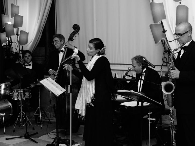 Quintetto jazz - Renato Micaglio Eventi Musicali