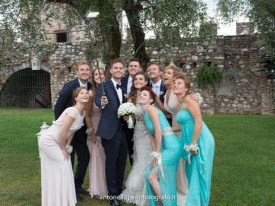 Immagine di damigelle e garçons utilizzata per l'articolo sulle canzoni per il matrimonio