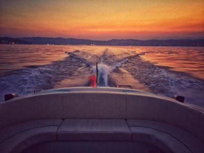 Immagine di tour Bertoldi con tramonto