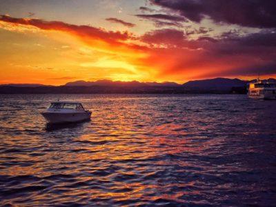Immagine di lago e tour di Bertoldi