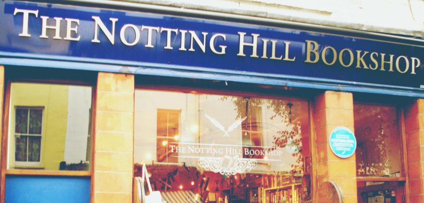 Notting Hill set del film